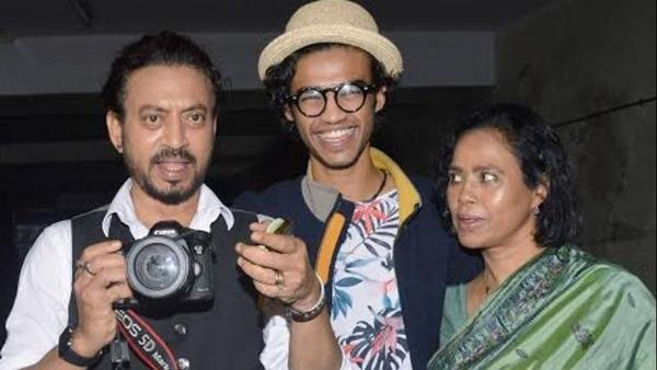 Irrfan Khan's Demise: Son Babil Pens A Heartfelt Note - Filmibeat