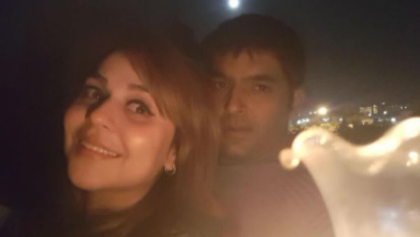 Kapil Sharma Says Ginni Surprised Him By Baking A Cake On His B'day; Reveals His B'day Resolution
