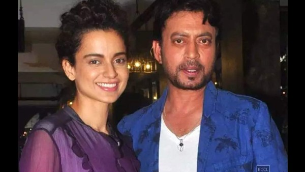 ALSO READ: Kangana Ranaut On Irrfan Khan's Demise: He Was A Sucker For Life & Wanted To Live Every Moment