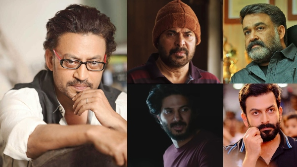 Malayalam Cinema Remembers Irrfan Khan: Here's What Mammootty, Mohanlal & So On Have To Say!