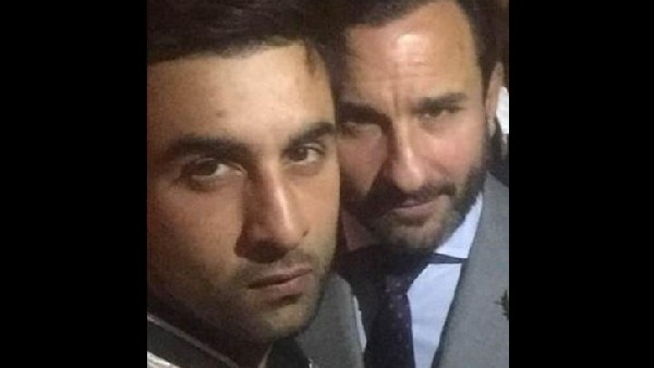 Saif Ali Khan Reacts To Ranbir Kapoor's Reason For Not Joining Twitter
