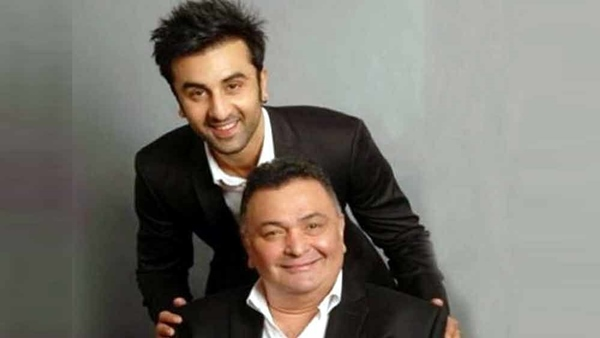 Rishi Kapoor Was Unhappy With Ranbir's Decision To Be With Katrina