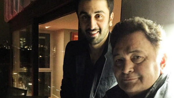 Ranbir Wished He Could Spend More Time With Dad Rishi