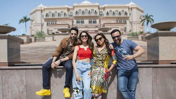 Saif Ali Khan: I Think Rani Mukerji Finds Me Less Annoying; I Have Changed A Lot