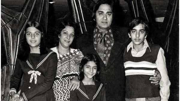 Mom (Nargis Dutt) Would Throw Slippers At Sanjay Dutt; Spew Expletives Like Suwar: Namrata Dutt