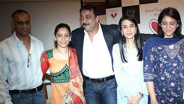 Maanayata Slammed Sanjay's Sisters
