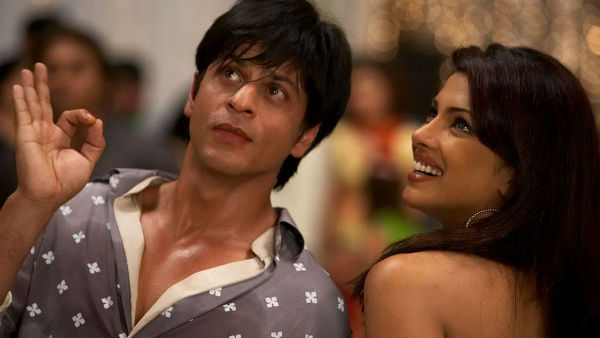 Will Shah Rukh And Priyanka Ever Bury The Hatchet?