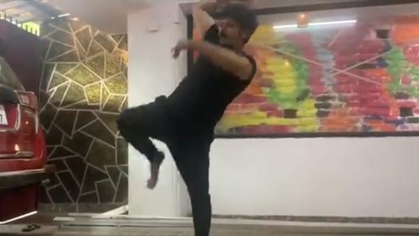 Choreographer Sridhar Master's Dance Video On Coronavirus Awareness Goes Viral; Watch