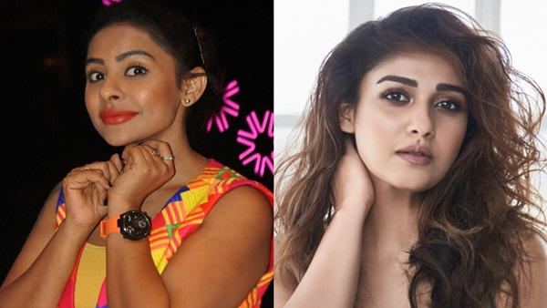 Sri Reddy Takes A Dig At Nayanthara's Past Relationships