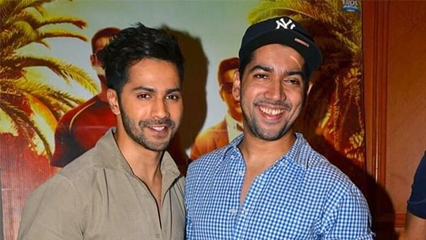 When Elder Brother Rohit Dhawan Slapped Varun Dhawan