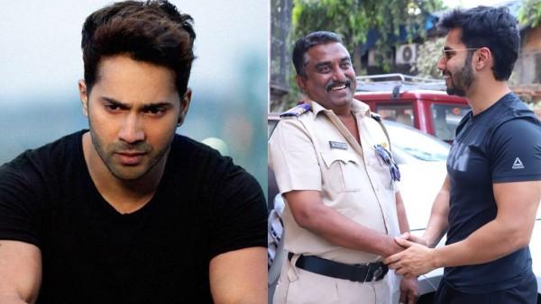 <strong>Varun Dhawan Hits Back At A Troll Who Accused Him Of Setting 'Bad Example' Amid Lockdown</strong>