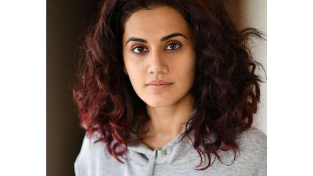 Taapsee Calls Anurag Kashyap A 'Penguin'