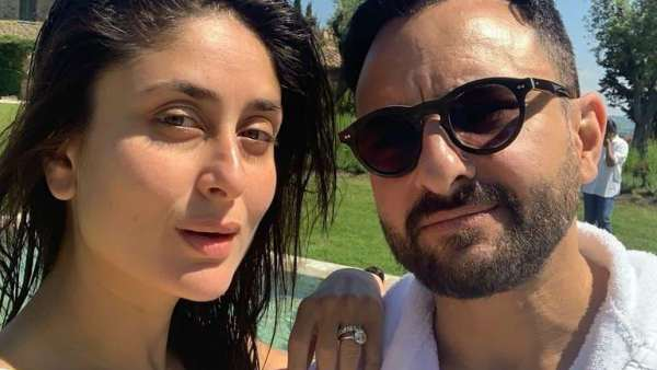 Saif Ali Khan Is Coaxing Wife Kareena For Yoga Lessons