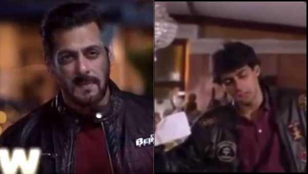 Watch Video: Salman Khan Gives Coronavirus Twist To 'Maine Pyar Kiya's Heartbreaking Scene