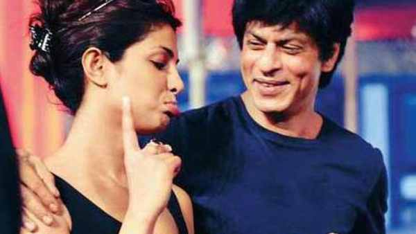 When SRK Said Priyanka Makes Him Feel Comfortable
