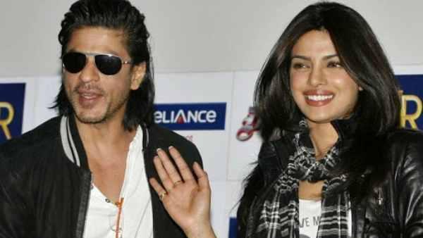 Priyanka Chopra Refused Sharing Screen Space With Shahrukh Khan