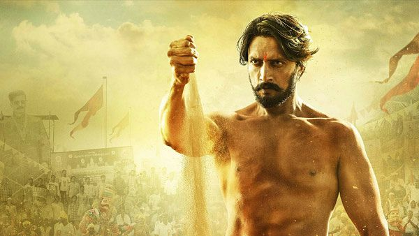 Sudeep Starrer Pailwaan Registers Record TRP Ratings For Its Second Telecast On TV