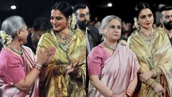 When Jaya Invited Rekha For Dinner In Amitabh's Abssence