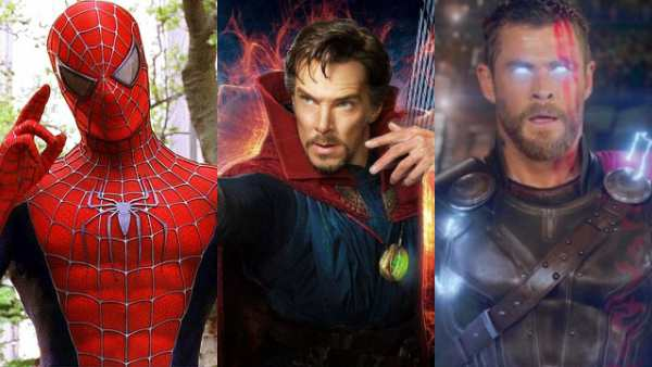 Spider-Man 3, Doctor Strange 2, And Thor Release Date Shifts