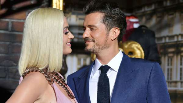 Katy Perry Welcomes Baby Girl With Fiance Orlando Bloom