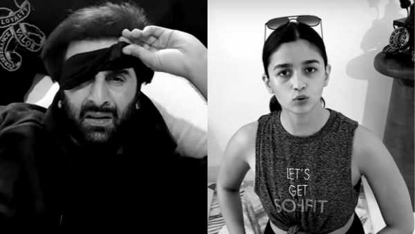 Alia-Ranbir Shot Each Other's Scenes For Short Film Family, And Suggested To Go Pan-India