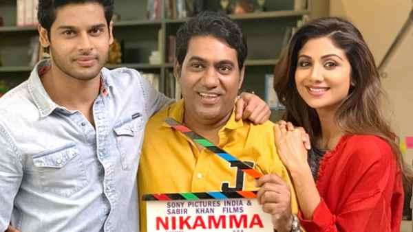 Abhimanyu Dassani On Working With Shilpa Shetty In Nikamma