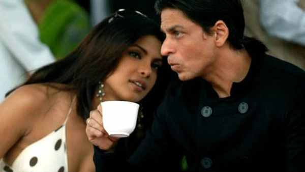 7 Reasons Why Fans Were Convinced SRK-Priyanka Were Lovers