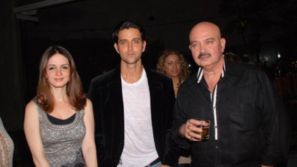 Rakesh Roshan Hails Sussanne Khan's Decision To Move In With Ex Hrithik Roshan During Lockdown