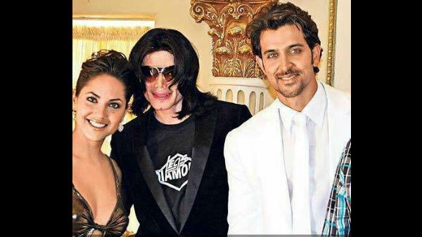 When Michael Jackson Showed Up At Hrithik Roshan's Makeup Room & Introduced Himself To The Actor