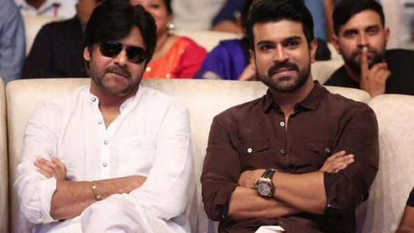Pawan Kalyan And Ram Charan To Unite For Virupaksha