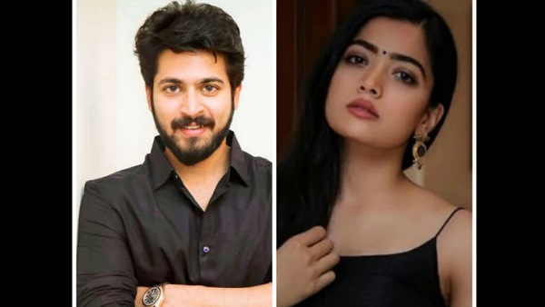 Harish Kalyan Has A Crush On Rashmika Mandanna!