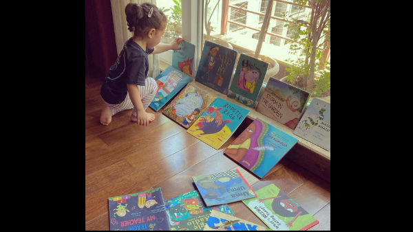 ALSO READ: Soha Ali Khan's Daughter Inaaya Naumi Kemmu Ditches Smartphone & Occupies Herself With Story Books!