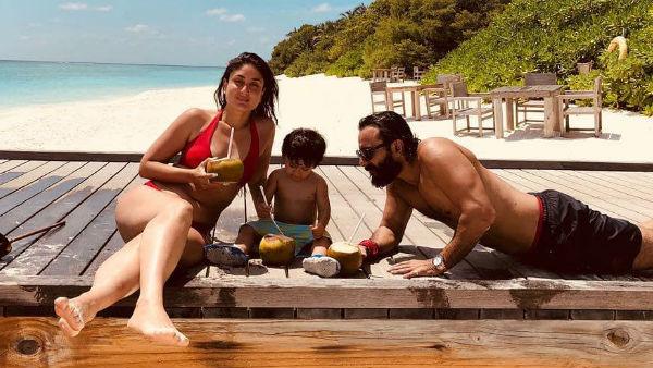 Kareena Kapoor Gives A Sneak Peek Into Her Family Vacation!