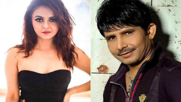 KRK Showers His Love On 'Babe' Devoleena Bhattacharjee