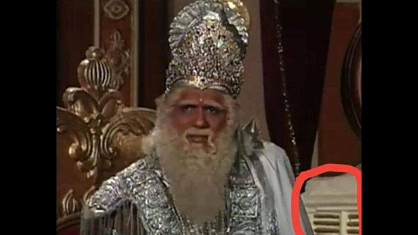 Also Read: Mahabharat Fans Spot Cooler Behind Bhishma Pitamah; Compare It To Game Of Thrones' Cup Goof-Up