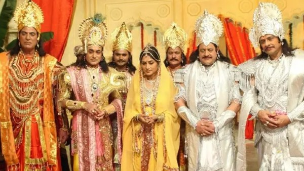 Roopa Ganguly Aka Draupadi Says Trains Used To Stop At Stations So People Could Watch Mahabharat