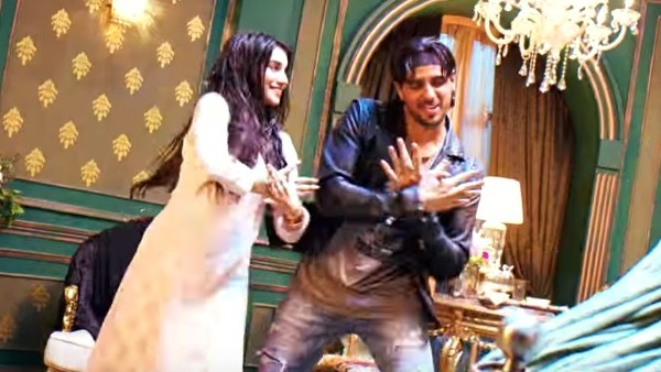 Masakali 2.0: Sidharth-Tara Share A Magical Chemistry!