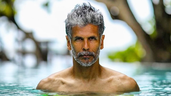 COVID-19: Milind Soman Goes Out On Mumbai Roads For Grocery