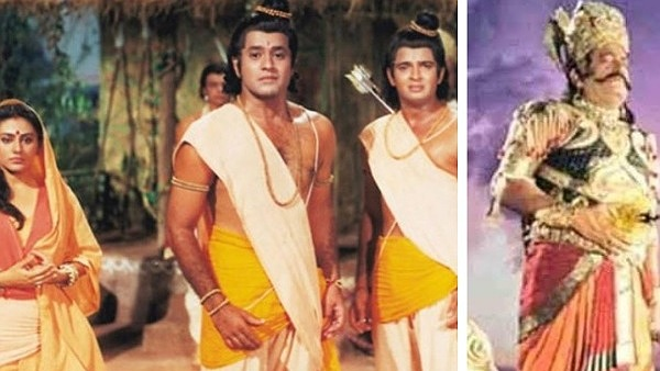 ALSO READ: Ramayan Fans Welcome Arvind On Twitter, But Upset With Channel For Editing Raavan's Death Scene
