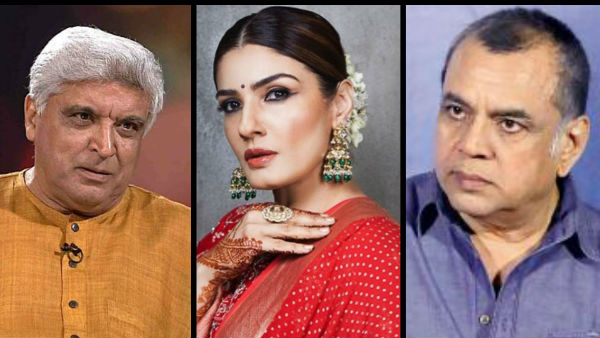 Raveena Tandon, Preity Zinta, Javed Akhtar & Paresh Rawal Condemn Attacks On Doctors And Cops!
