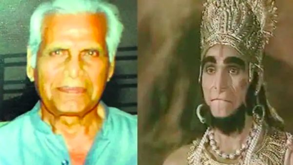 Shyam Sundar Aka Sugriva Of Ramayan Passes Away