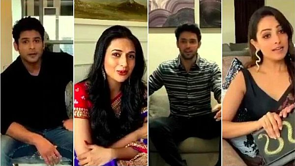ALSO READ: COVID19: Ekta Kapoor Brings Divyanka, Sidharth Shukla, Parth Samthaan & Others For A Short Film