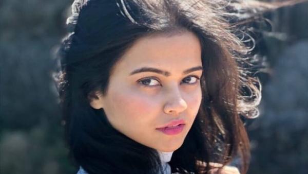 Sharmiela Mandre Booked For Rash Driving