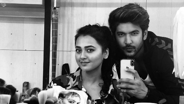 Tejasswi Prakash Surprised With Fans Creating TeVin Hashtag; Clarifies She Is NOT Dating Shivin!