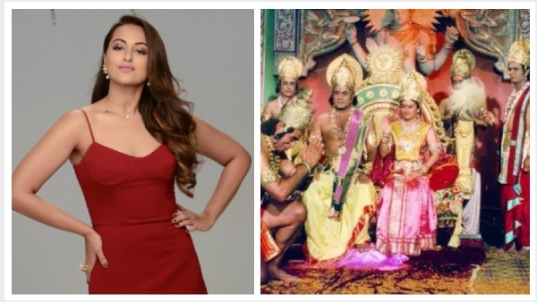 Did Doordarshan Troll Sonakshi Sinha With A Poll On Ramayan?