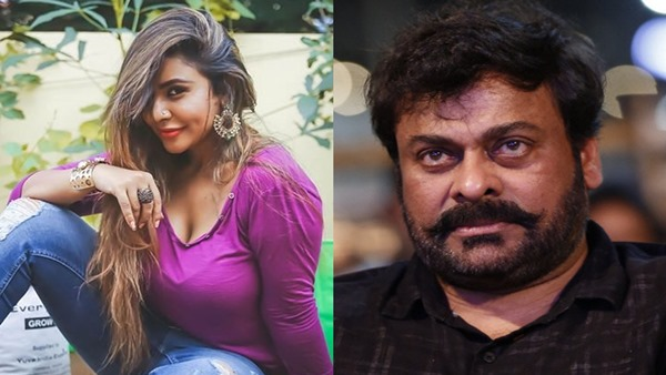 Sri Reddy Claims That Not Pawan Kalyan, But Chiranjeevi Is Taking Revenge On Her