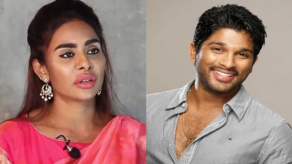 Sri Reddy Slams Allu Arjun For Celebrating His Birthday Amid Coronavirus Lockdown