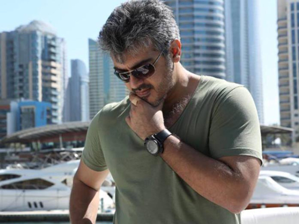 Thala Ajith Donates Rs 1.25 Crore To Combat COVID-19