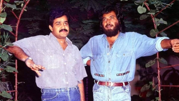 Mammootty-Mohanlal Duo's Old Picture Is Winning The Internet