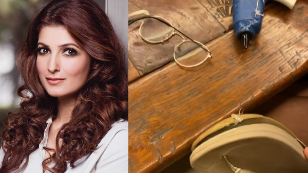 Twinkle Khanna Reaches Her 'Breaking Point' Amid Lockdown As She Fails To Mend Her Broken Slippers